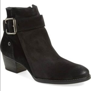 PAUL GREEN   Jano Black Ankle Bootie